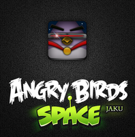 Angry Birds Space icon for jaku by emanuele93