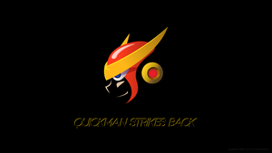 Quickman Wallpaper by enhui