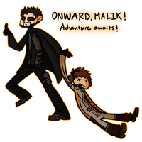 Adventure Malik by Jennilah