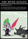 Ask Spike Scales 3 by Loreto-Arts