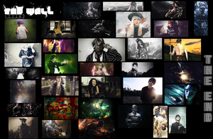 Tag Wall by sNakyGFX