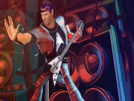 Spock Rocker by CaptainScratch