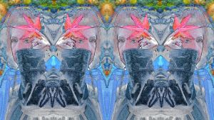 Crystalised Diana Twins In Synthetic Stereoscopy by aegiandyad