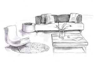 some furniture by maffish