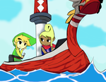 On that boat by ViciousWW