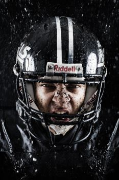 Football Portrait by stareater