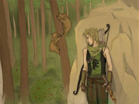 Young Bears by Sanzo-Sinclaire
