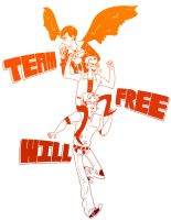 Team Free Will by tiosmio25