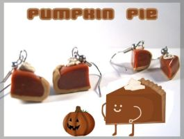 Little Pumpkin Pie Slices by chat-noir