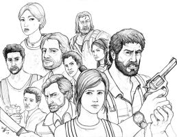The last of us by Daniel-Jeffries
