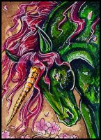 Chite ACEO by Amadoodles
