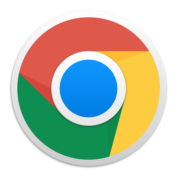 Google Chrome App Icon (Yosemite Style) Updated! by macOScrazy