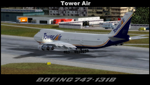 Tower Air: Kai Tak by TrellBrown23