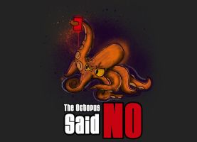 The Octopus said no by Adder24