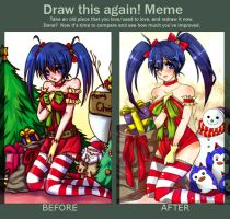 Meme - Before After by NuSinE