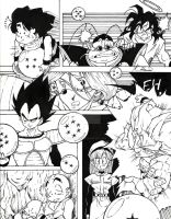 Dragonball Z by Shiroiyuki3