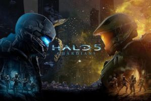 Halo 5:Guardians by SaveTheGridTron
