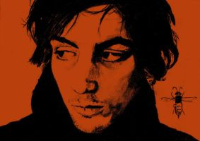 Syd Barrett by taken-from-sixties