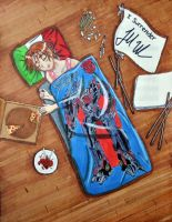 APH: Transformers Sleeping Bag by mofurgi