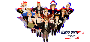 The Americans by chocosunday