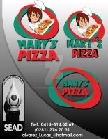 Mary s Pizza by Neurostick