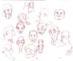 I Like Faces... by WinkGuy1