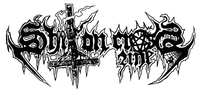 Logo for Shit on Cross zine by Perversor