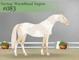 Import 83 by SweetStreamStables