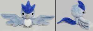 Pokemon GO! Team Mystic Articuno Plush
