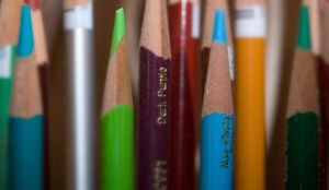 Color Pencil 1 by IanTheRed