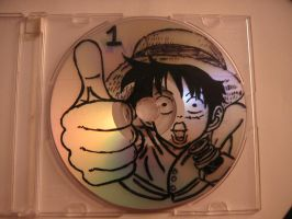 One Piece Cd 01 by LeVerDeTerre