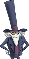 And the tallest top hat award goes to... by Nutty-Nutzis