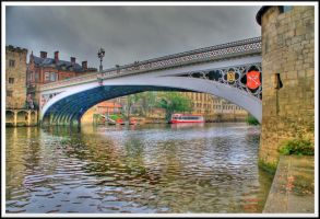 Lendal Bridge... by TheBaldingOne