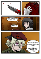 Excidium Chapter 7: Page 2 by RobertFiddler