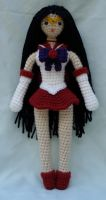 sailor mars amigurumi by TheArtisansNook