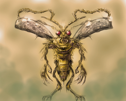 Bugman by ozwalled