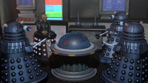 Davros and Family (Mark 2) by LEMIKEN