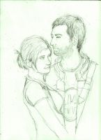 Isaac and Ellie by Stoofpot