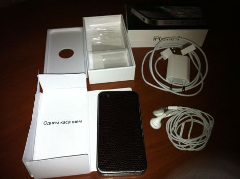 iPhone4-2 by dsma