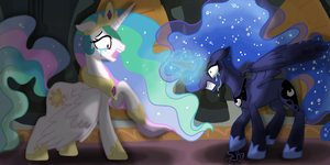 The Night the Nightmares Began by InkRose98