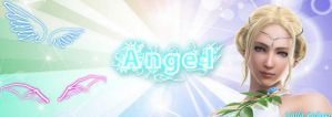 Angel - Banner by NatlaDahmer