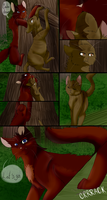 Warriors: Shattered Stars - Prologue - Page 3 by Eeveestarluver