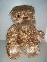 Teddy Roosevelt-Prototype 2 by thedollmaker