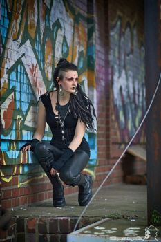 Warrioress by Ultimax-Photography