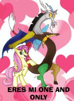 Mi one and only Fluttercord by Selinelle