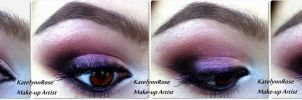 New year's eve make-up idea 2 by KatelynnRose