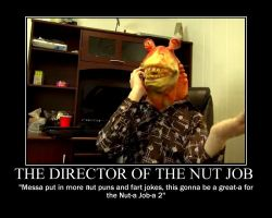 The Nut Job director by thearist2013