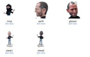 Mr Jobs icons by frc666
