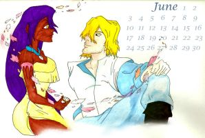 Bleach'd Disney: June 2012 by RomaniaBlack