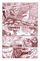 The Flash 4 pg 2 by manapul